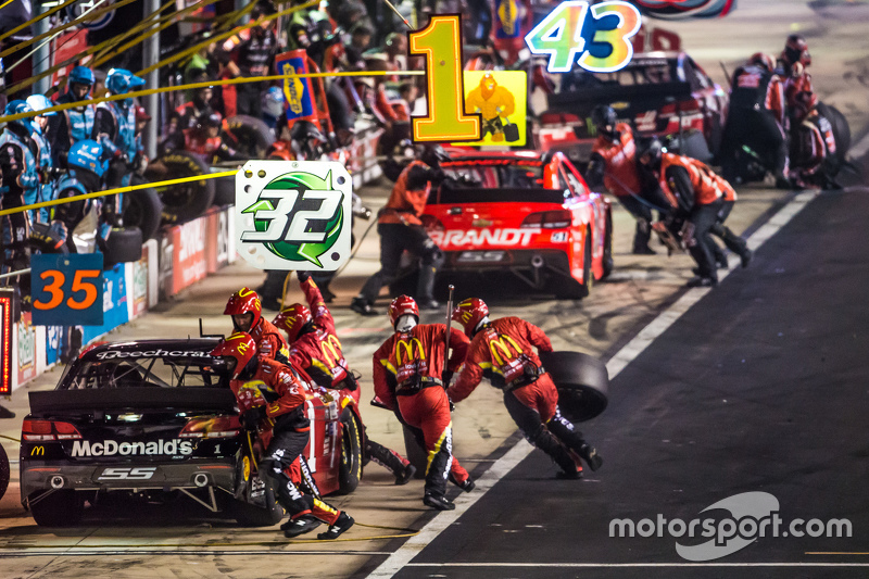 Pit action