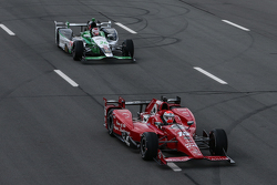 Грем Рахал, Rahal Letterman Lanigan Racing та Carlos Munoz, Andretti Autosport Honda