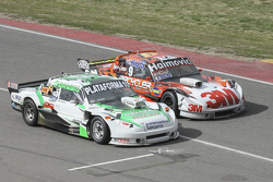 Сантьяго Мангоні, Laboritto Jrs Torino та Маріано Вернер, Werner Competicion Ford