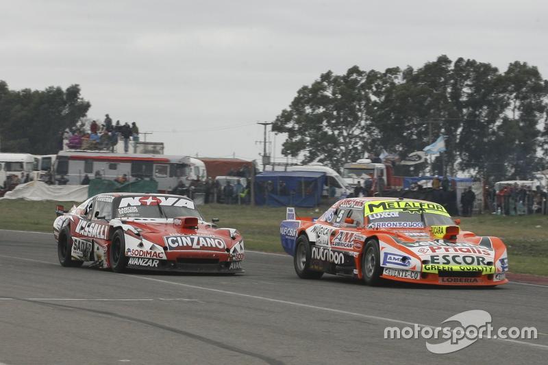 Jonatan Castellano, Castellano Power Team Dodge, dan Matias Rossi, Donto Racing Chevrolet