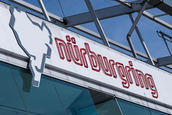 Nürburgring-Schild