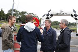 Jenson Button und David Coulthard