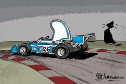Hommage à Guy Ligier - La Gitane orpheline