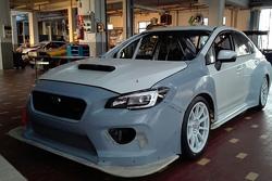 Shakedown per la Subaru WRX STI della Top Run