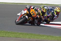 Лоріс Баз, Forward Racing Yamaha та Валентіно Россі, Yamaha Factory Racing
