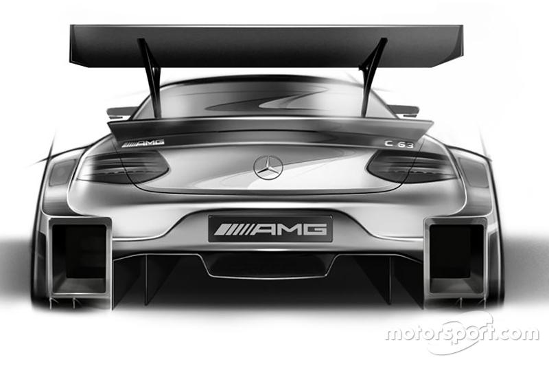 Desain Mercedes-Benz DTM 2016