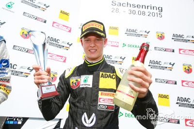 ADAC F4: Sachsenring
