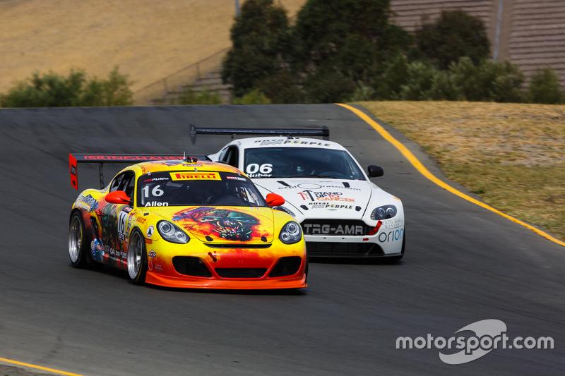 #16 SGV Motorsports/Bilt Racing Service Porsche Cayman: John Allen