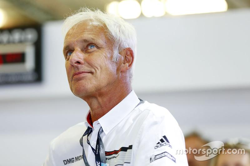 Matthias Müller, Porsche AG Yönetim Kurulu Başkanı