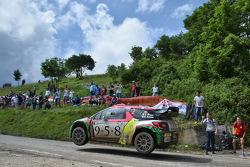 Alessandro Bosca, Citroen Ds3 WRC #2