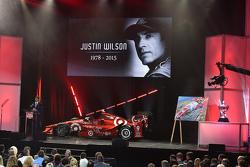 В память о Джастине Уилсоне