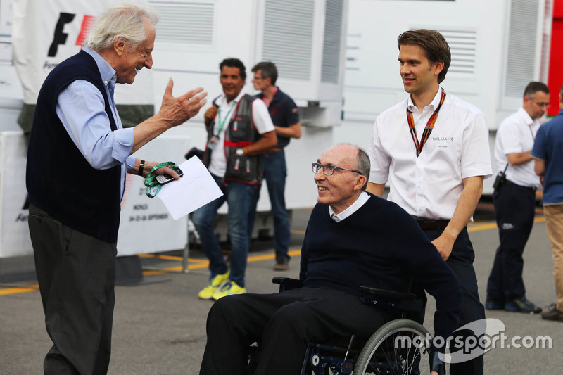 Frank Williams, Dueño del equipo Williams