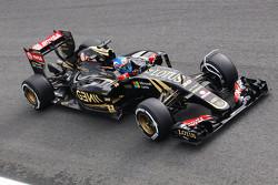 Джолион Палмер, тестовый и резервный пилот Lotus F1 E23
