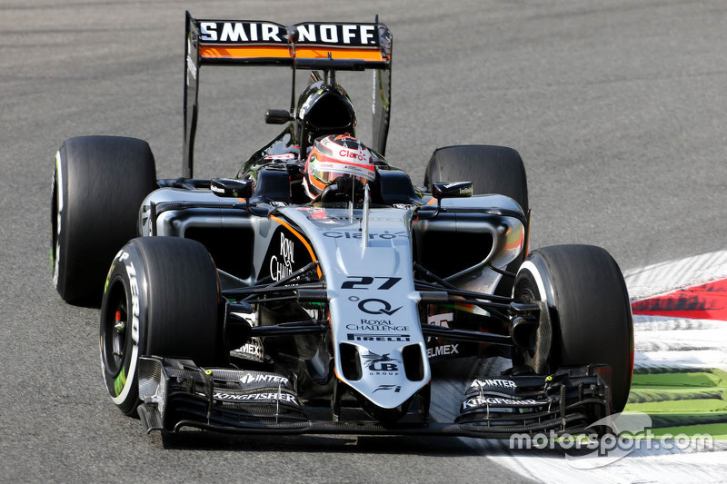 Nico Hülkenberg, Sahara Force India F1, VJM08