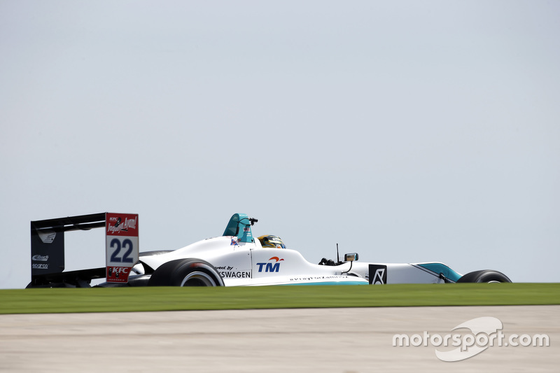 Набіль Джеффрі, Motopark Academy Dallara F312 Volkswagen