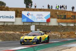 السيارة رقم 77 فريق بي إم دبليو سبورتز تروفي البرازيلي بي إم دبليو زد4: أتيلا أبريو، فالدينو بريتو
