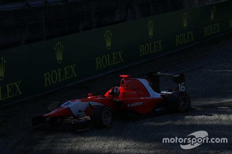 Monza - Aleksander Bosak, Arden International