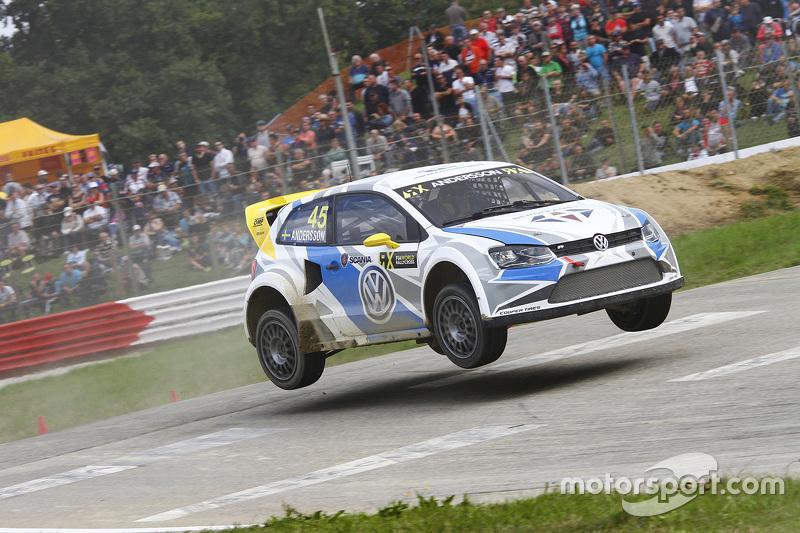 Per-Gunnar Andersson, Marklund Motorsport
