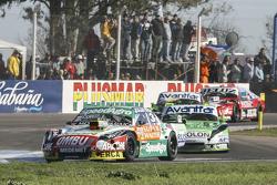 Факундо Ардуссо, Trotta Competicion Dodge та Хуан Баутіста де Бенедіктіс, di Meglio Motorsport Ford
