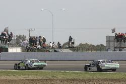 Еміліано Спатару, UR Racing Dodge та Лаурено Кампанера, Donto Racing Chevrolet
