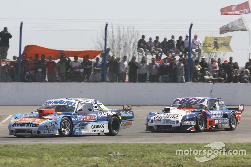 Мартін Понте, Nero53 Racing Dodge та Хосе Савіно, Savino Sport Ford