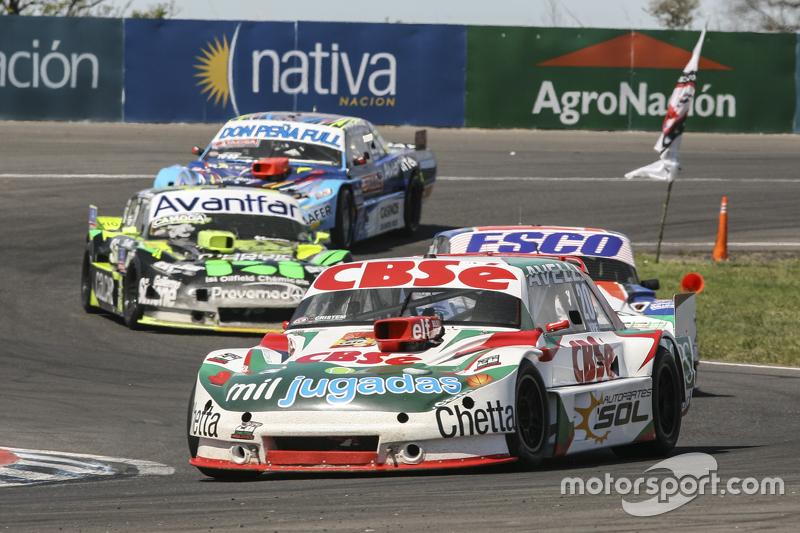 Карлос Окуловіч, Sprint Racing Torino та Хосе Савіно, Savino Sport Ford та Мауро Галломбардо, Maquin Parts Racing Ford та Мартін Понте, Nero53 Racing Dodge