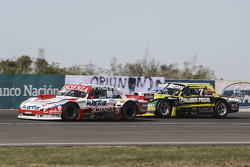 Matias Jalaf, Catalan Magni Motorsport Ford y Omar Martinez, Martinez Competicion Ford