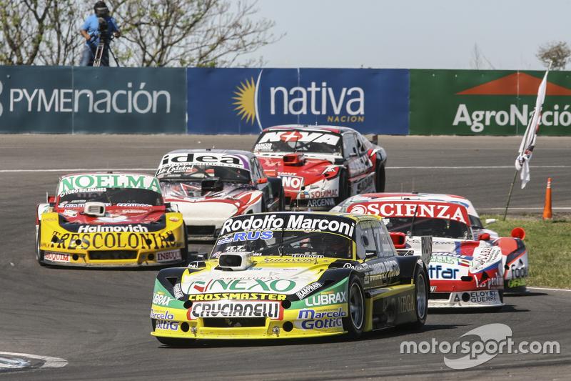 Матіас Россі, Donto Racing Chevrolet та Матіас Халаф, Catalan Magni Motorsport Ford та Ніколас Бонел