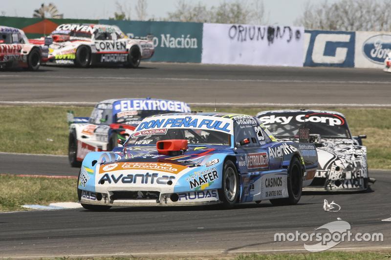 Мартін Понте, Nero53 Racing Dodge та Лаурено Кампанера, Donto Racing Chevrolet