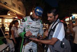 Umberto Scandola, Skoda Motorsport Italia