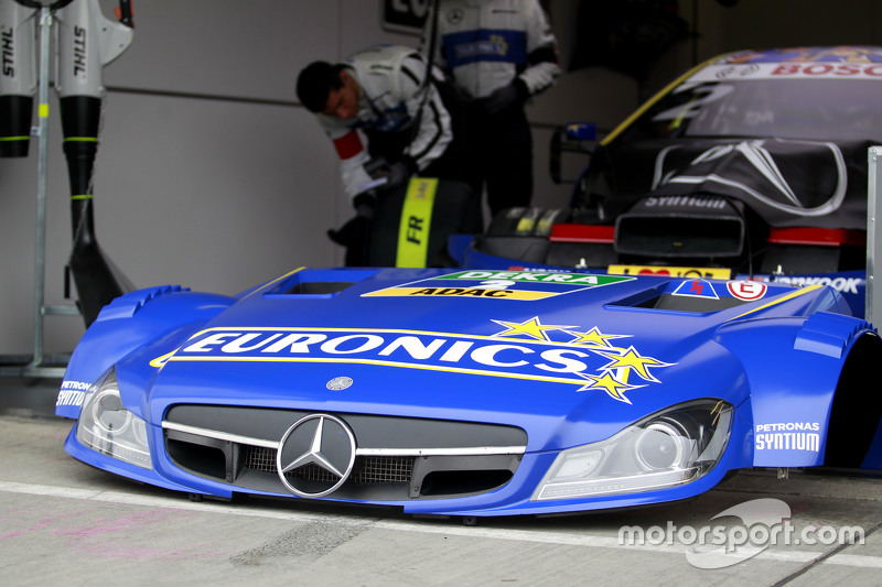 Auto von Gary Paffett, ART Grand Prix, Mercedes-AMG C63 DTM
