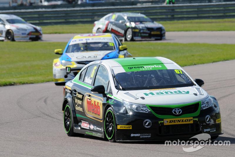 Робб Холланд, hand y Motorsport