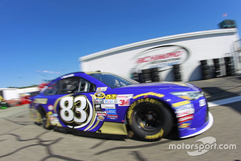 Метт ДіБенедетто, BK Racing Toyota