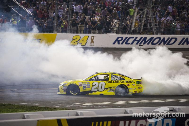 2015, Richmond 2: Matt Kenseth (Gibbs-Toyota)