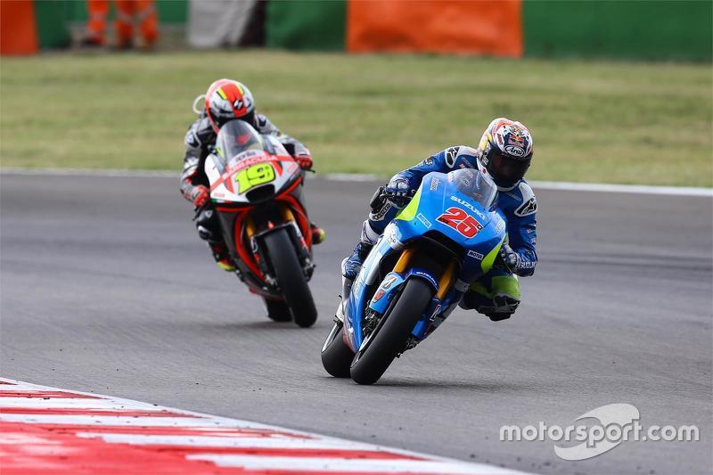 Maverick Viñales, Suzuki MotoGP Takımı ve Alvaro Bautista, Aprilia Gresini Yarış Takımı