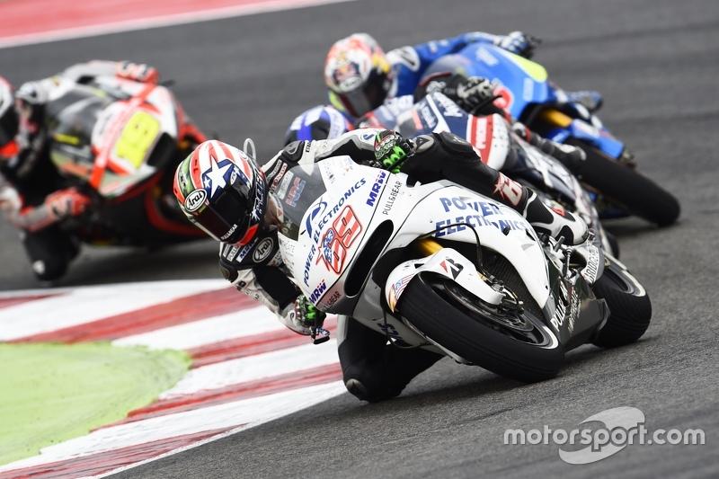 Nicky Hayden, Aspar MotoGP Team