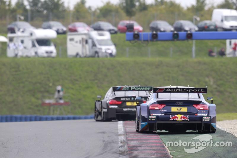 Mattias Ekstroem, Audi Sport - Takım: Abt Sportsline, Audi A5 DTM