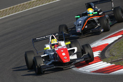 Ben Barnicoat, Fortec Motorsports ve Jehan Daruvala, Fortec Motorsports