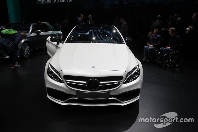 Mercedes AMG C63 Spor Aracı