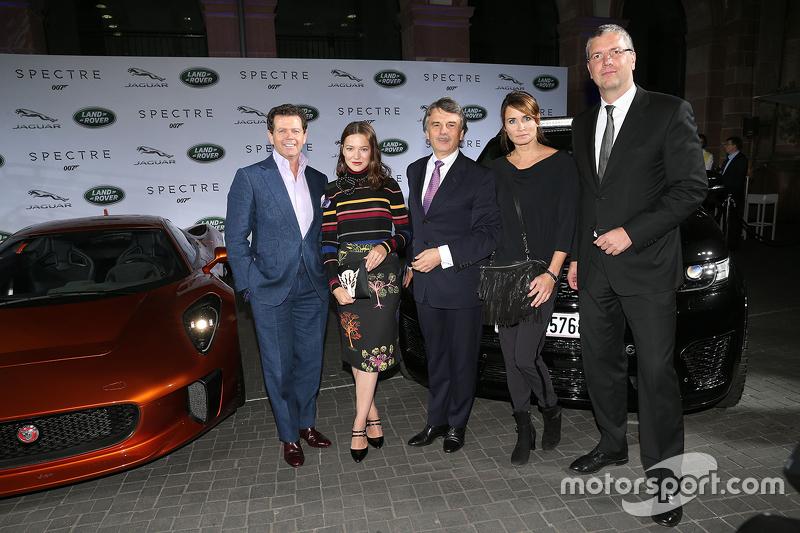 Gerry Mcgovern Design Director Land Rover Hannah
