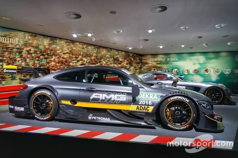 Mercedes-AMG C 63 DTM