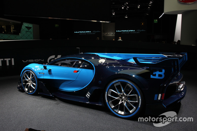 Bugatti GranTurismo