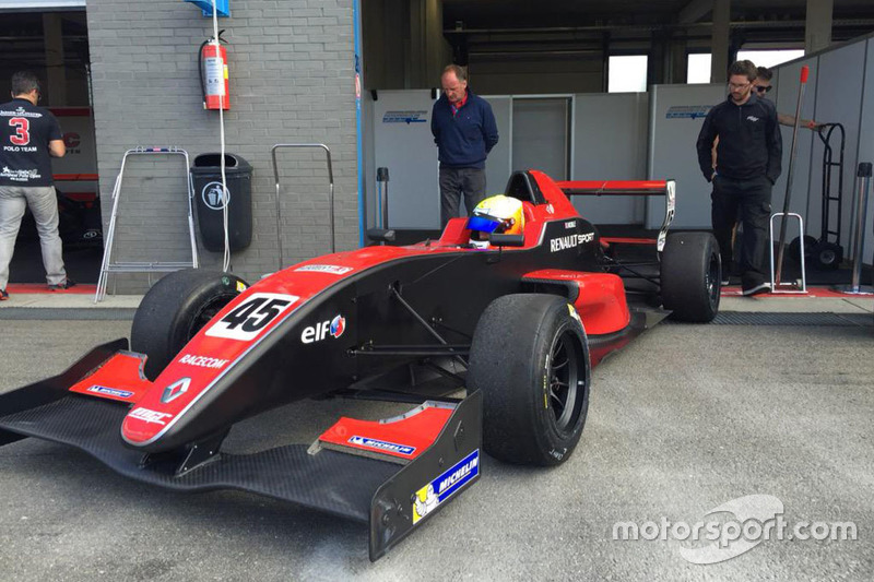 Colin Noble, MGR Motorsport