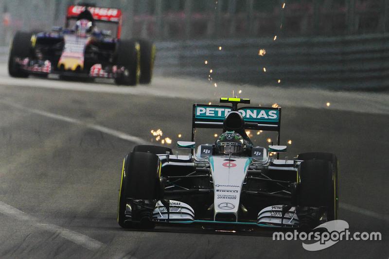 Ф1, Сінгапур-2015: Ніко Росберг, Mercedes F1 W06