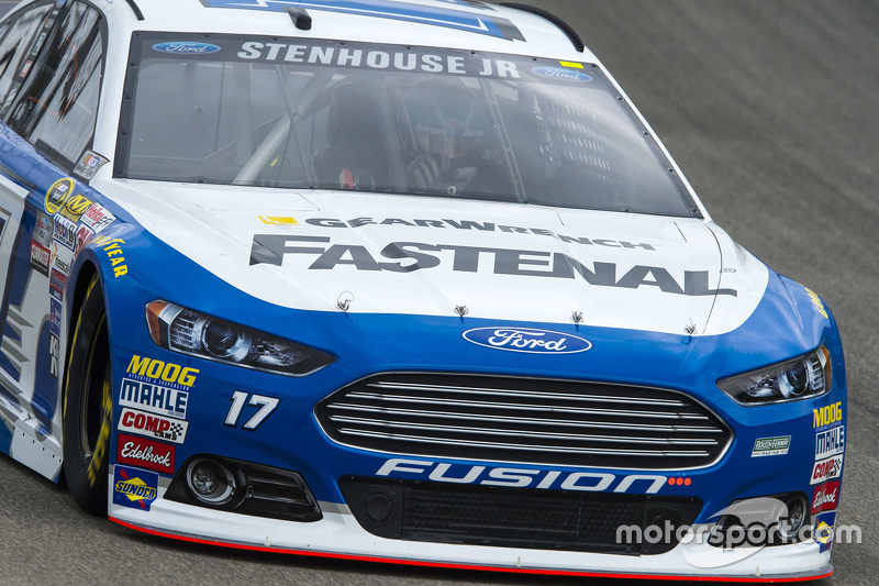 Ricky Stenhouse Jr. Roush Fenway Racing Ford