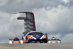 Ferrari 458 GTE команды SMP Racing : Виктор Шайтар, Алексей Басов, Андреа Бертолини