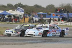 Diego de Carlo, JC Competicion Chevrolet and Federico Alonso, Taco Competicion Torino