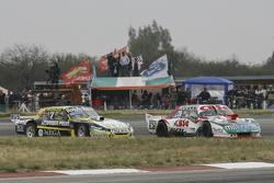 Carlos Okulovich, Sprint Racing Torino and Omar Martinez, Martinez Competicion Ford