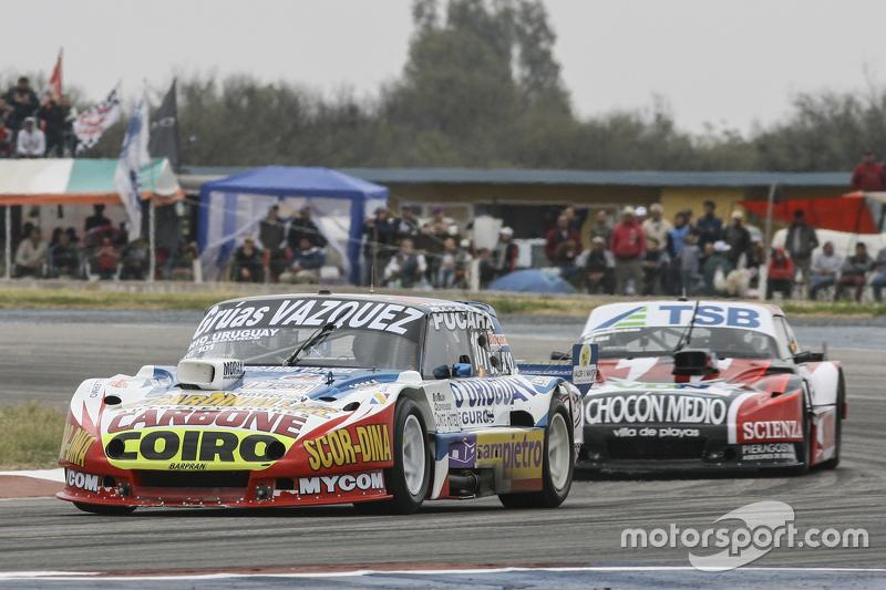 Лайонел Угальде, Ugalde Competicion Ford та Жозе Мануель Уркера, JP Racing Torino
