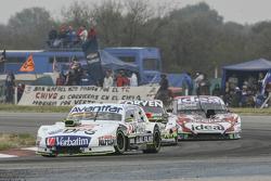 Leonel Sotro, Alifraco Sport Ford, Juan Marcos Angelini, UR Racing Dodge e Norberto Fontana, Laboritto Jrs Torino